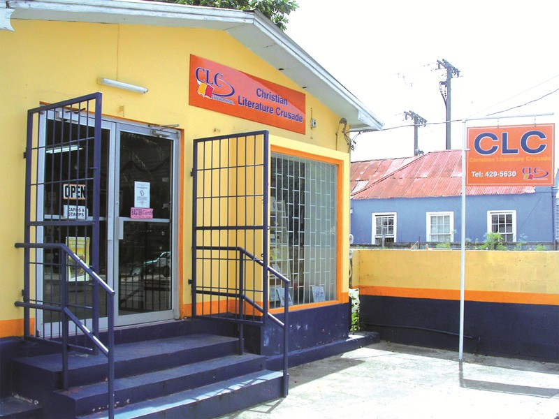 Bridgetown shop in Barbados