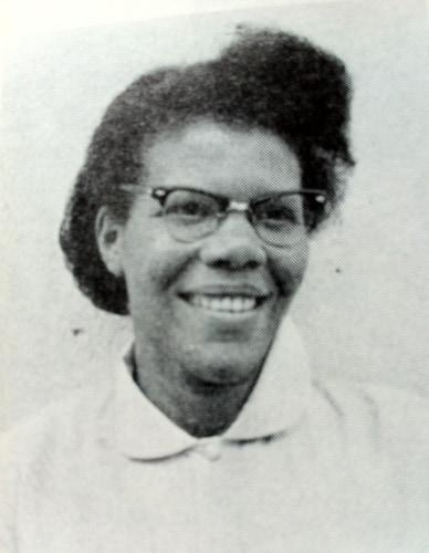 Cornelia John Baptist in Dominica