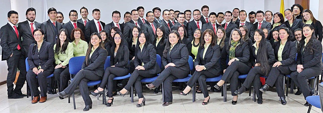 The CLC Colombia team
