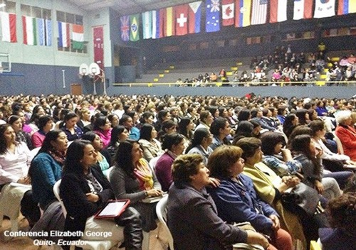 Ecuador event