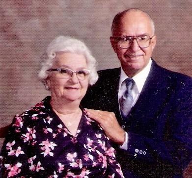 John and Edith Davey