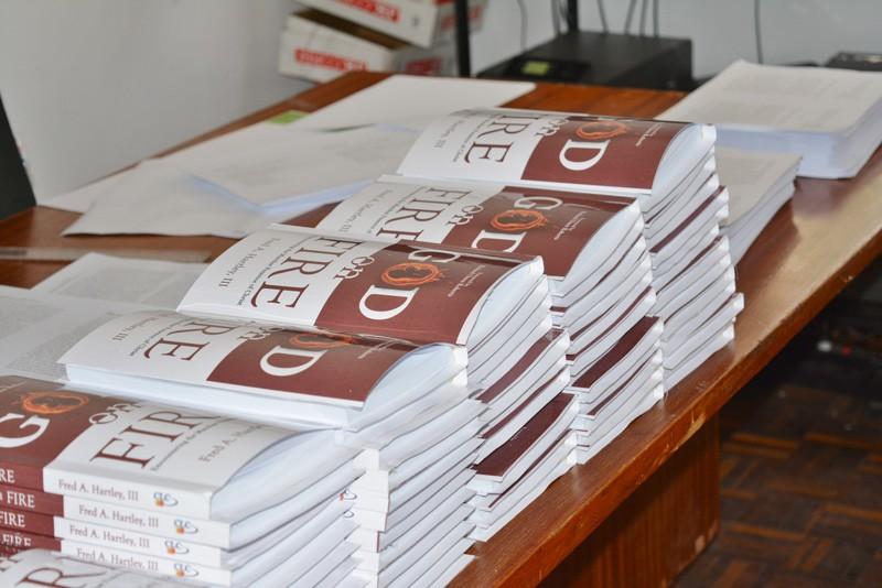 Books from POD in Kenya