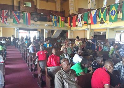 Liberia Pastors' Summit