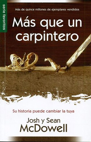 More than a Carpenter book in Spanish