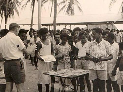 Old CLC Papua New Guinea photo