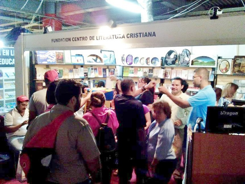 Venezuela International Book Fair in Carabobo
